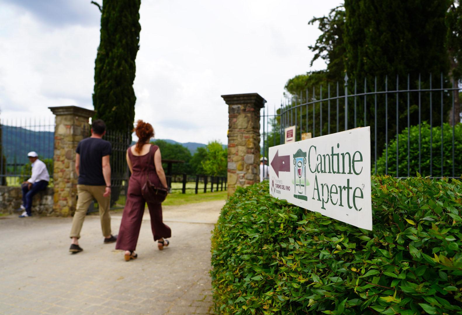 Podere San Bartolomeo Castagneto Carducci visite in cantina cantine aperte 2019 - movimento turismo