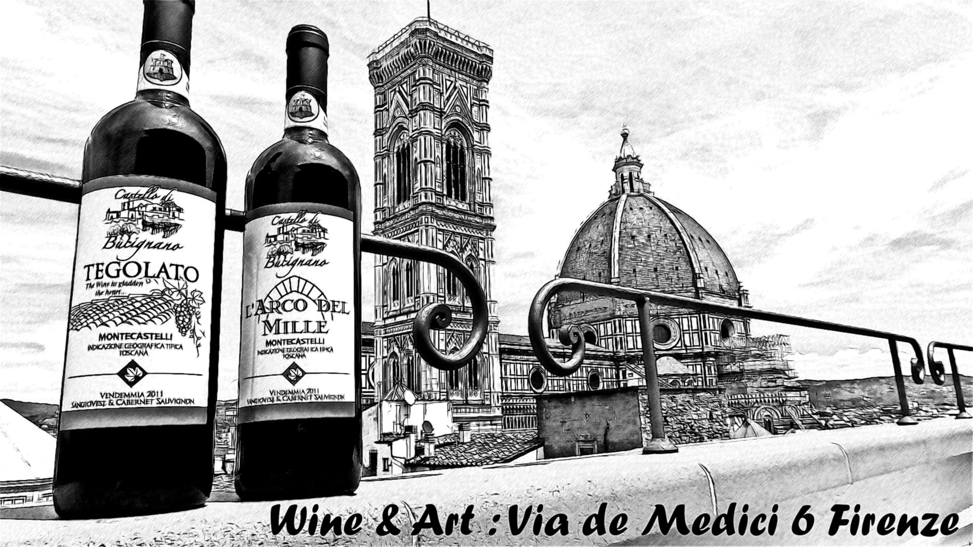 Wine & Art In Florence